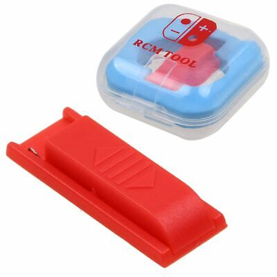 Short Circuit Plastic Jig Replacement RCM Tool Recovery Mode For Nintendo Switch