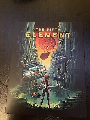 The Fifth Element (Steelbook Only)