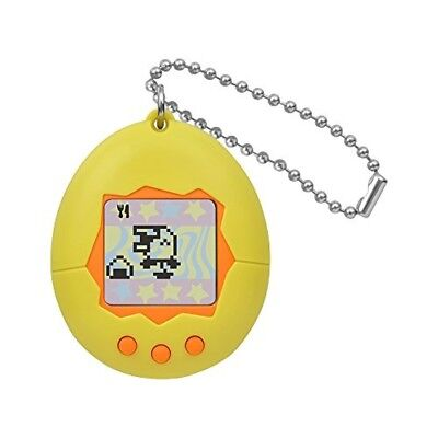Tamagotchi congratulation 20th anniversary! TAMAGOTCHI Yellow from japan