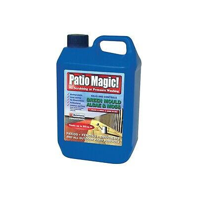 Miracle Patio Magic Concentrated 2.5L