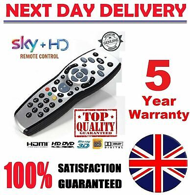 SKY+ PLUS HD REV 9 TV REPLACEMENT Remote + FREE Delivery 2019 100% New GENUINE