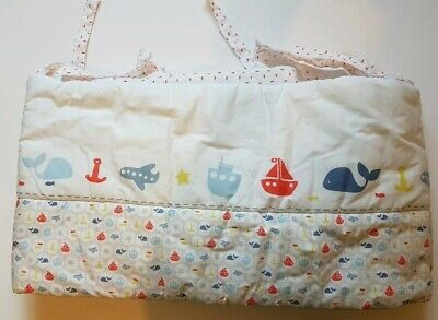 Mothercare Whale Boat Bumper