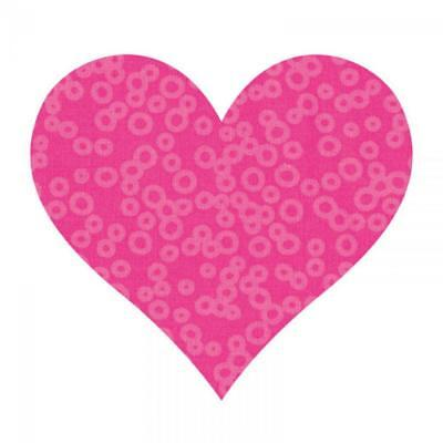 2 Stk. Sizzix Stanzer  Movers /& Shapers Magnetic Hearts Set