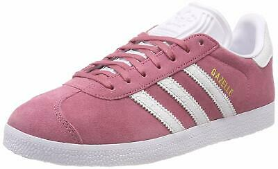 Adidas Originals Gazelle W women's trainers sneakers B41658 maroon / pink suede