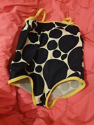 Lovely Girls m&s Swimming Costume Age 3-4 Years
