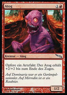 Atog FOIL / Atog | NM | Mirrodin | GER | Magic MTG