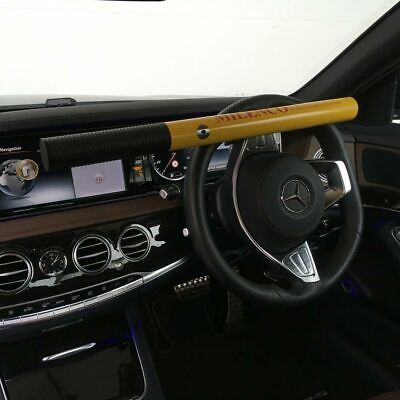 Milenco Steering Lock To Fit The Steering Wheel For Added Security Against Theft