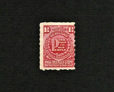 RS306 Dr. Williams Medicine Co. Private Die Proprietary