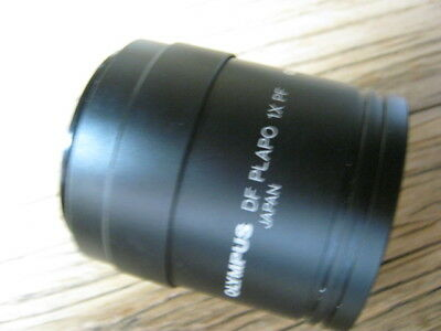 Olympus DFPLAPO 1X PF objective for szx stereo microscope