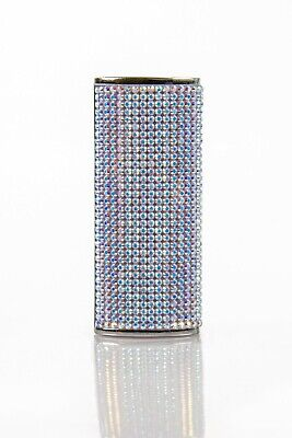 Luxury Bling Crystal Rhinestone Lighter Case Cover With AB Crystal