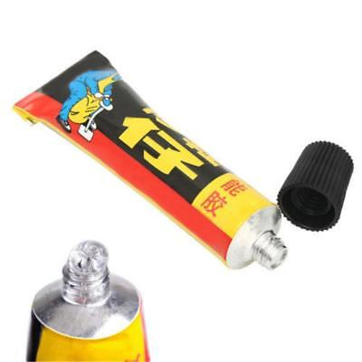 Super Adhesive Repair Glue For Leather Rubber Canvas Shoe Tube Strong Bond