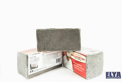 3X GRILLMASTER Griddle Stone GRILL Cleaning Stone Hot Plate Cleaning Pumice