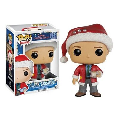 Funko Pop Movies: National Lampoon's Christmas Vacation Clark In Stock