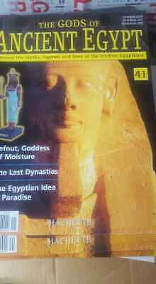 HACHETTE - THE GODS OF ANCIENT EGYPT FIGURES - Please Select from list