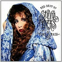The Best of Stevie Nicks: Time Space by Nicks,Stevie | CD | condition acceptable