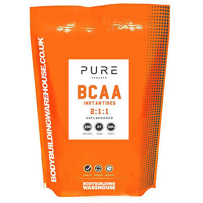 250g Instantised Bcaa Poudre - 50 Portions - Acides Aminés (Framboise Limonade)