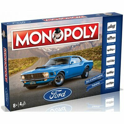 Ford Monopoly