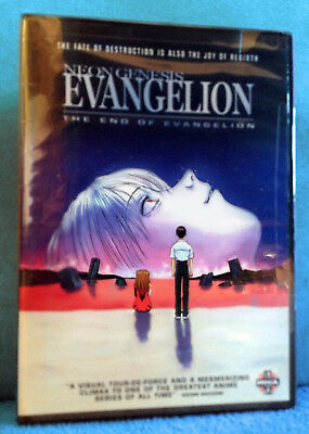 Neon Genesis Evangelion:The End of Evangelion / FACTORY SEALED/POSTER INSIDE/ R1