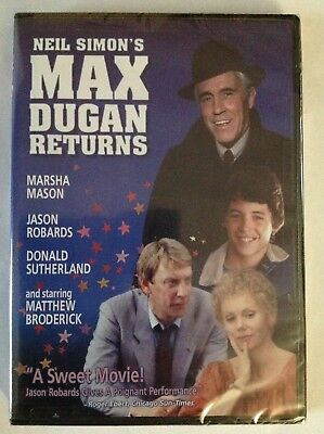 Max Dugan Returns (DVD, 2005) RARE / FACTORY SEALED / Region 1