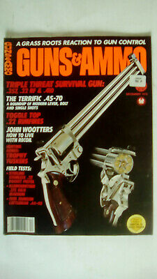 Guns & Ammo Magazine December 1978