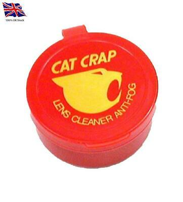 EK Cat Crap Anti-Fog Lens Cream For Airsoft Goggles & Sunglasses
