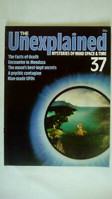 The Unexplained Magazine Issue 37 Orbis 1981