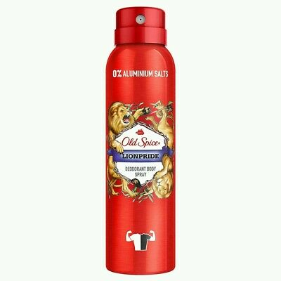 Old Spice Aerosol Bodyspray Lionpride 150 ml