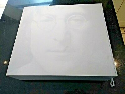 "John Lennon Time Capsule ""Box Of Vision"" Box Set Individually Numbered"