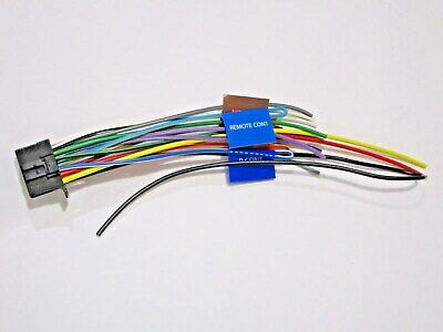 KENWOOD ORIGINAL WIRE Harness Dnx570Tr Dnx571Ex Dnx571Hd ... on