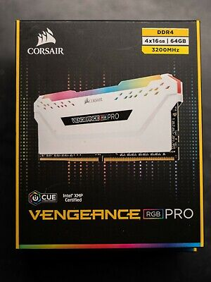 CORSAIR VENGEANCE LPX 64GB (4x16GB) DDR4 3000 (PC4-24000