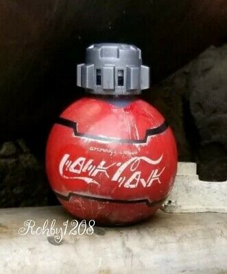 Disney Disneyland Star Wars Galaxys Edge Coke Bottle Thermal Detonator Coca Cola