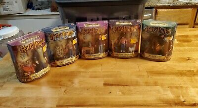2001 Mattel Harry Potter Magical Minis HERMIONE GRANGER Collectible Figure Toy