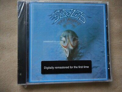 """Eagles """"Greatest Hits"""" Cd Remastered Factory Sealed"""