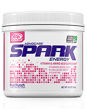 Advocare Spark® Canister Vitamin and Amino Acid Supplement