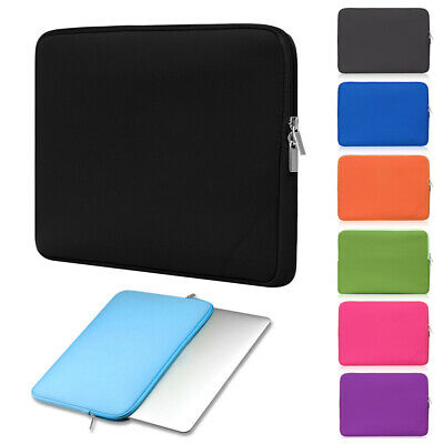 Sleeve Case Cover Laptop Bag For MacBook Air Pro Lenovo HP Dell Asus 11-17 inch