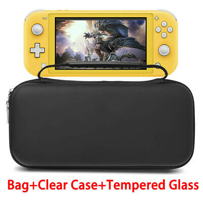 For Nintendo Switch Lite Hard Shell Carrying Case Protective Travel Storage Bag