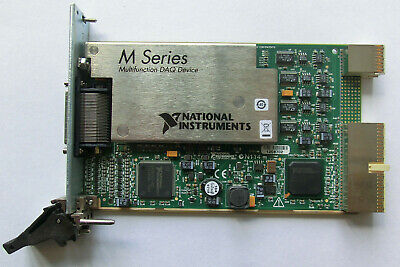 NI PXI-6259 National Instruments PXI Multifunction I/O Module M-Serie