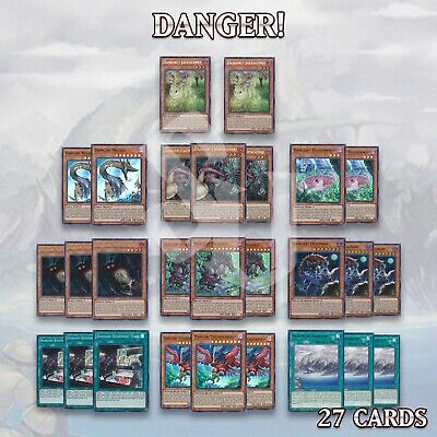 DANGER! DECK CORE | MP19 JACKALOPE? TSUCHINOKO? NESSIE! BIGFOOT! MOTHMAN YuGiOh
