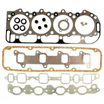 Head Gasket Set Fits Ford 5000 (Pre Force) 5600 Tractors.