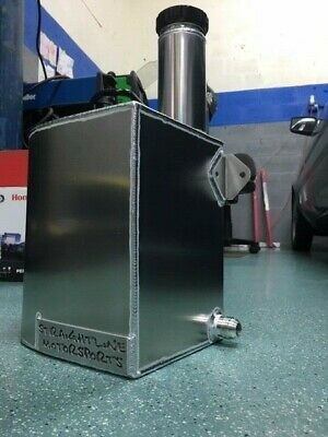 Straightline Motorsports Front location Fuel Cell 2.75 Gallons Civic/integra