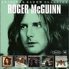 Roger McGuinn - Original Album Classics (CD, Box Set)