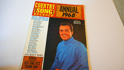 Bill Anderson Covers Country Songs Roundup Annual 1968 Dolly Parton