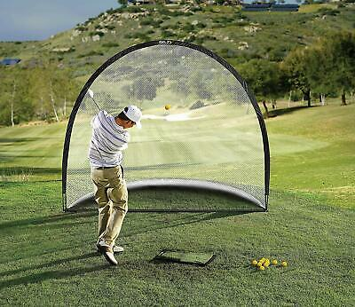 SKLZ Home Practice Range Hitting Mat, Net and Practice Open Box