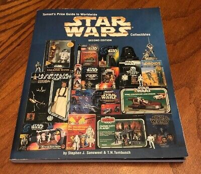 Tomart Price Guide To Worldwide Star Wars Collectibles, 2nd Edition (1997)