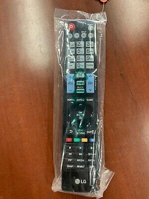 LG SMART TV Remote Control- AKB73755450 - $15 00 | PicClick