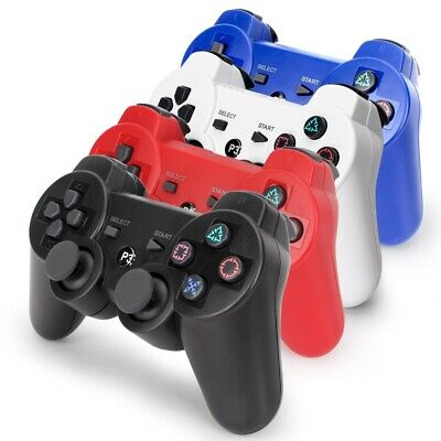 Wireless Bluetooth Joystick PS3 Controller DualShock For Sony Playstation 3