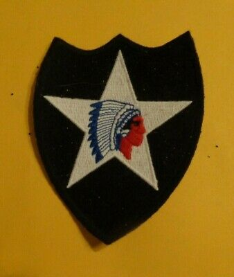2 INFANTRY DIVISION (1st Stryker Brigade) Ghost Embroidered