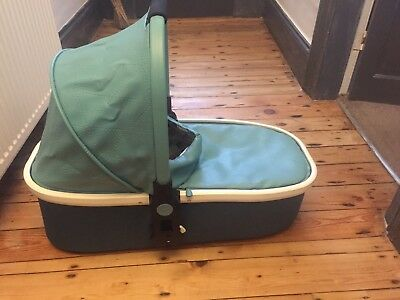 Cosatto Ooba Duck Egg Blue Carrycot