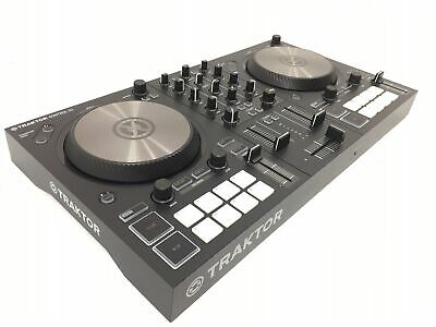 NATIVE INSTRUMENTS TRAKTOR Kontrol S2 MK3 2-Channel Professional DJ  Controller