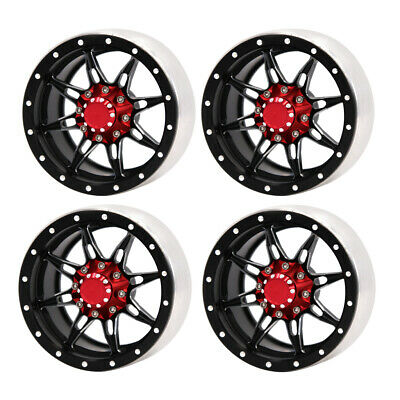 RC Car Tires Tyre Wheel Hubs for 1/10 Crawler Axial   Parts Accessory